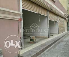 Shops for rent in Sanad road 77