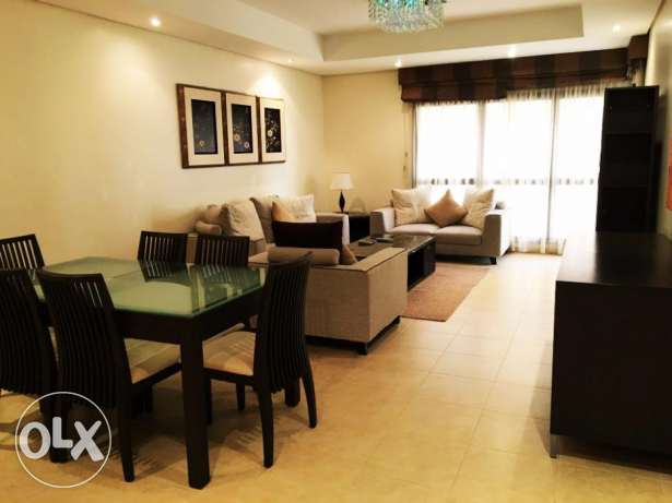 Iconic 2 Bedroom Fully Furnished Apartment for Rent in Sanabis