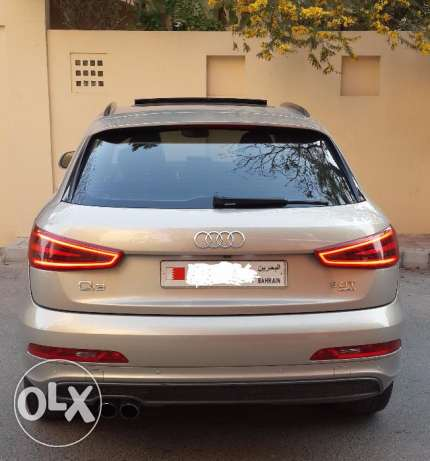2013 Audi Q3, S-Line, Warranty and service package, Accident Free