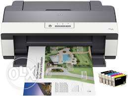 Color Printer - Epson T1100 used - good condition