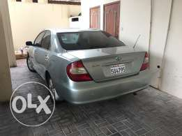 Camry car 2004 model for sale