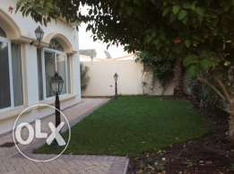 Hamala 4 bedroom semi furnished compound villa available