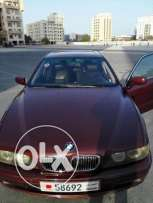 BD 1280/ BMW 525i, 2002, automatic, 133000 KM, Exchange with Corolla