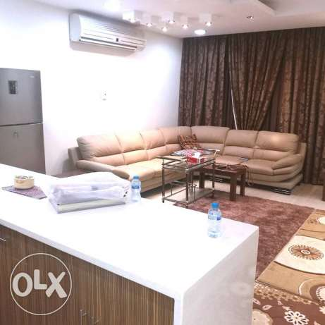 Buhair / Rifaa, 2 BHK aprt semi-furnished , pool & gym
