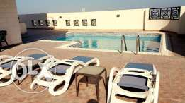 3 bed fully furnished charming flat in Adliya
