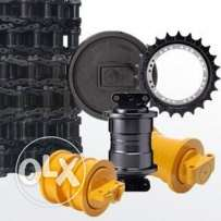 O&K Excavator Undercarriage Parts