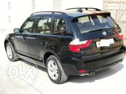 BMW X3 fully loaded with panorama 2.5 6 cylinder