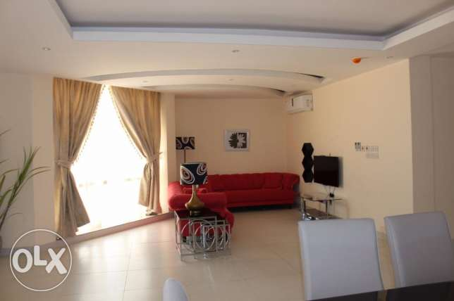 2 Bedroom beautiful flat in NEW HIDD fully furnished brand new جفير -  2