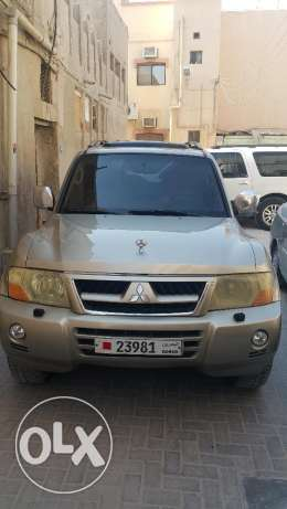 PAJERO 2003 AGENT MAINTAINED 1700/-negotiable المحرق‎ -  1