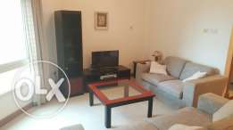 1 BHK flat in Busayteen with gym and balcony