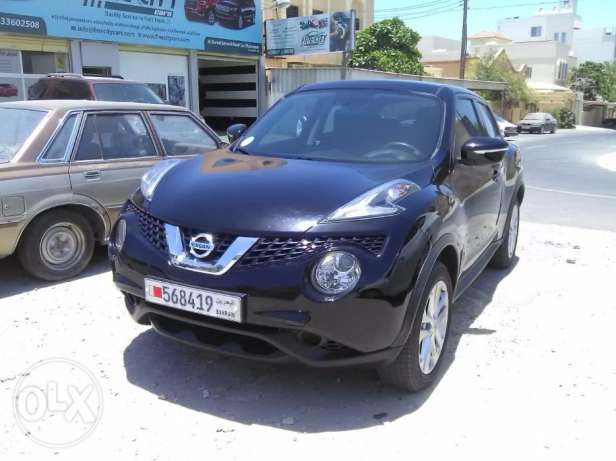Nissan Juke under warranty for sale 2016
