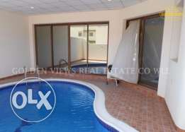 Modern fully furnished 3 Bedroom with private pool - all inclusive