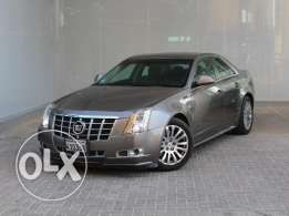 Cadillac CTS 3.0L Sedan Luxury 2012 brown For Sale