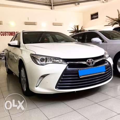 for sale Toyota Camry 2016 توبلي -  1