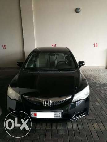Expat Leaving Honda Civic 2009 mid-option