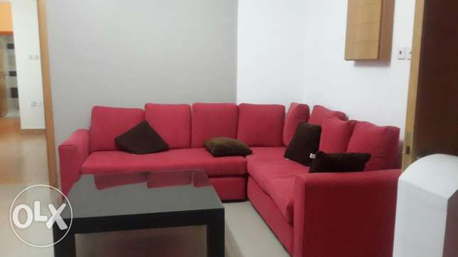 2 bedrooms fully furnished apartment in Amwaj 450 BD inclusive