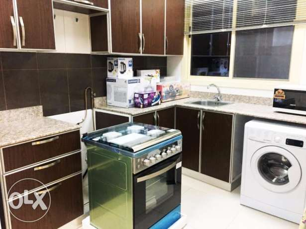 High Class New 1 Bedroom Fully Furnished For Rent In Adliya