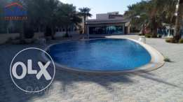 LUXURY 4 BR SEMI 2 Storey Villa with huge GARDEN for rent RIFFA