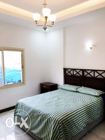 Creative 2 Bedroom Fully Furnished Suite For Rental In Juffair