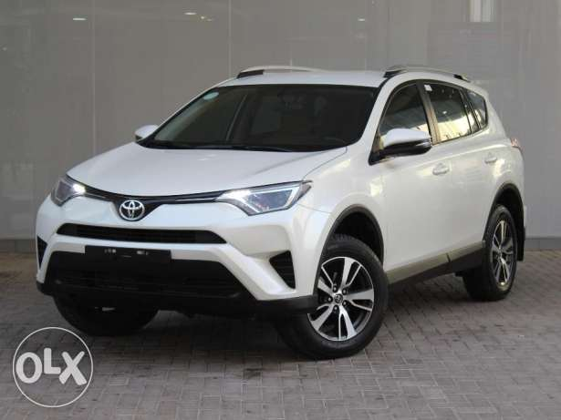 Toyota Rav4 2016 White For Sale