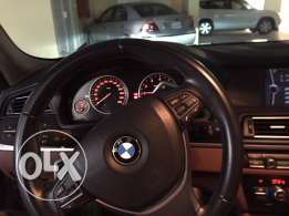 BMW 528i - 2012 model - mint condition