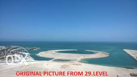 FANTASTIC Sea View from 29.Level to Bahrain Bay, Modern Style Apartmen