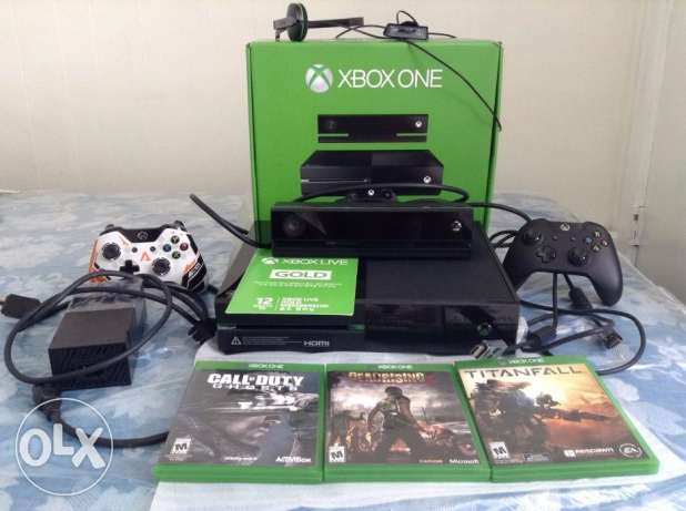 Brand New XBOX ONE Not Used Came From Australlia
