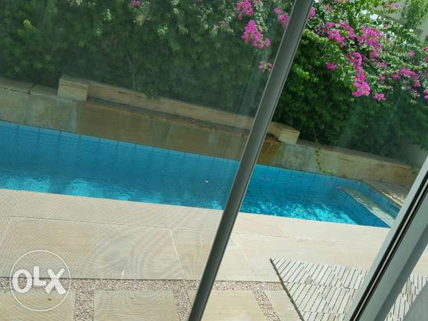 Semi furnished luxury villa for rent in adlia