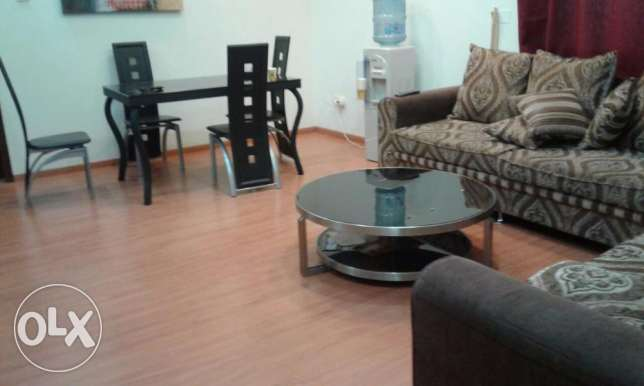 2 Bedroom Apartment Fully furnished inclusive in NEW HIDD جفير -  4