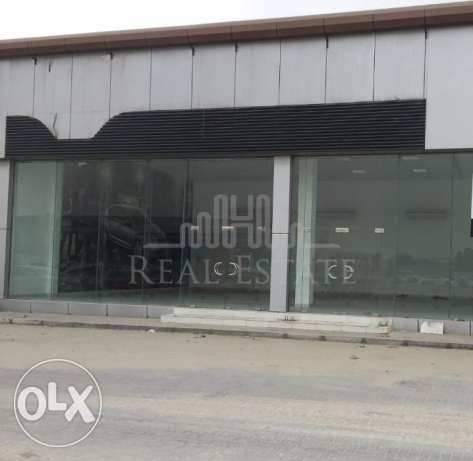 FULLY FITTED Showroom in Sitra for rent