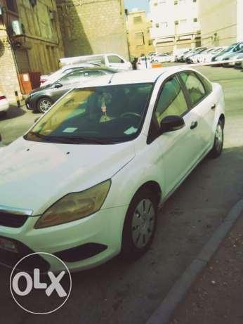 Ford focus 2008 in very good condition