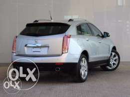 Cadillac SRX V6 Full Option with Navigation Silver 2010