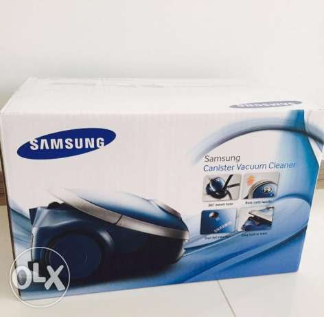 New Samsung Vacuum Cleaner