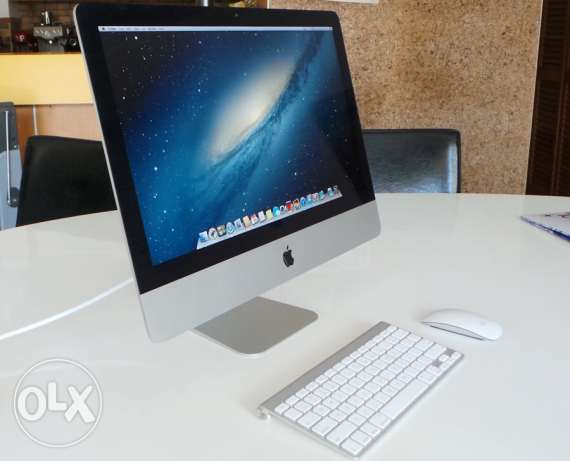 Apple iMac Core i5 2.7 21.5-Inch (Late 2013)