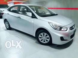 Hyundai Accent 1.6 2017 Model New for sale and Exchange