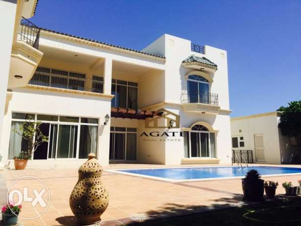 Very marvelous Villa for rent in Hamala compound
