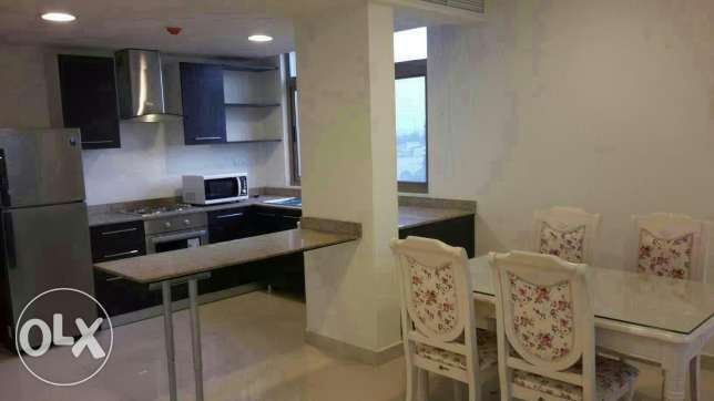 Horizen view 3 BR flat near Saar, Maids room