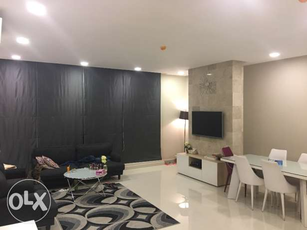 Master bedroom for rent in a new modern apartment جانبية -  1