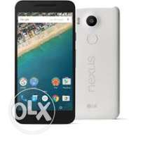 Nexus 5x for sale or exchange