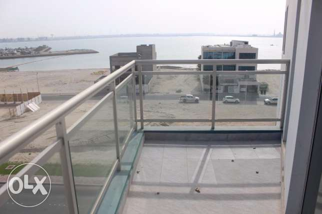 Fantastic Duplex 2 Bedrooms flat in Amwaj / Balcony