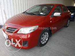 Toyota corolla 2011 model for sale