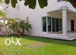 4 Bedroom semi furnished villa for rent with all facility