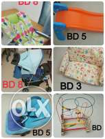 Baby items for sale for a very good price & perfect condition