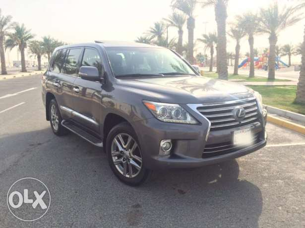 Lexus Lx570 Full Option Single owner used vehicle for sale