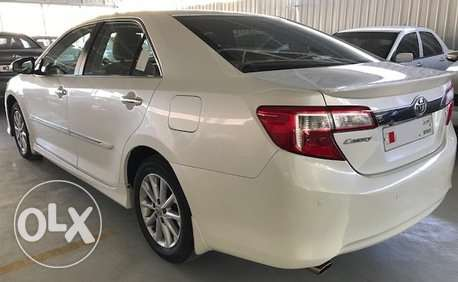 2013 Camry Full Option