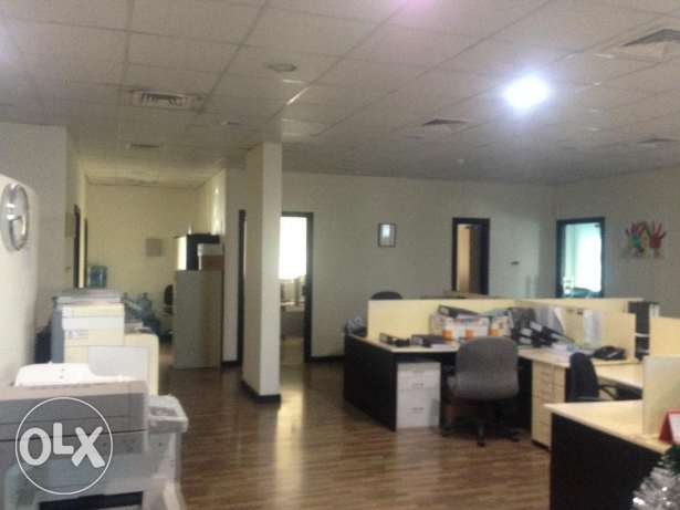 Elegant 240 sqmtr Office Space in Premium Building for rent 1200
