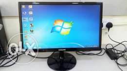 "New 22"" samsung led hdmi monitor"