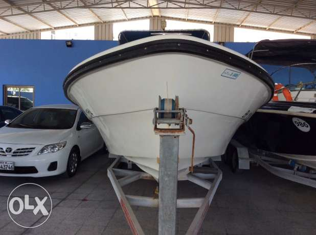For Sale Aldurazi Boat Single Owner