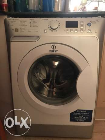 indesit washing machine. VGC