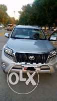 prado 2014 under warranty for sale showroom condition